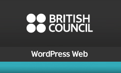 British Council WordPress Web
